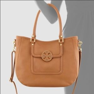 Tory Burch Amanda Large Leather Bag